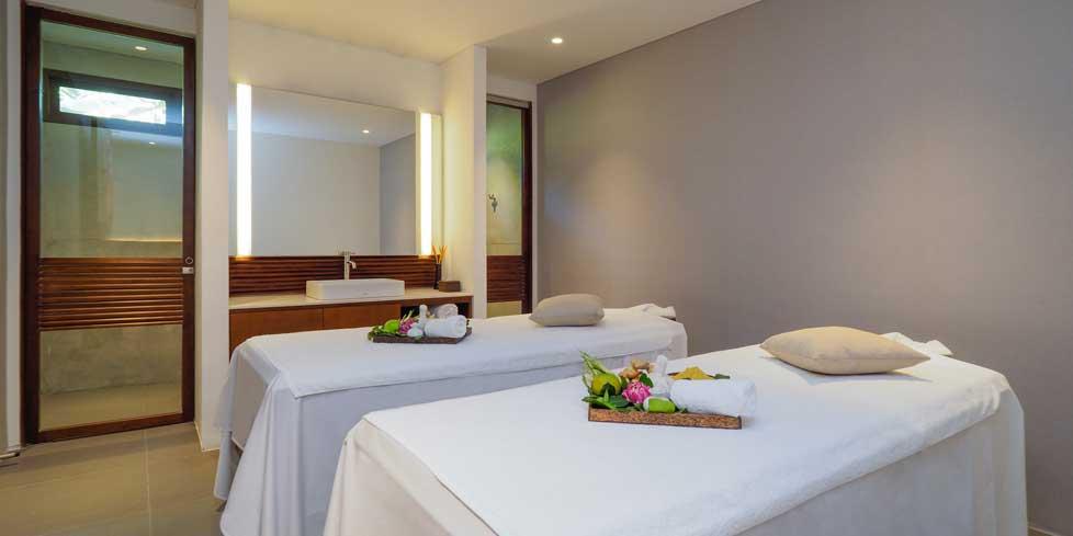 treatment room at the bale phnom penh